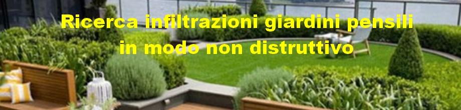ricercare_infiltrazione_giardino_guaina