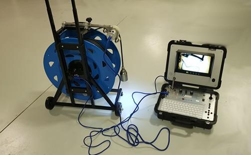 telecamera videoispezione